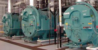 industrial water boilers