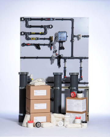 Meras Water Solutions Smart Release Product Offering